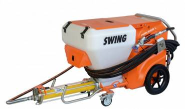 PFT SWING L FC-400V airless 400 V 3 Ph 50 Hz