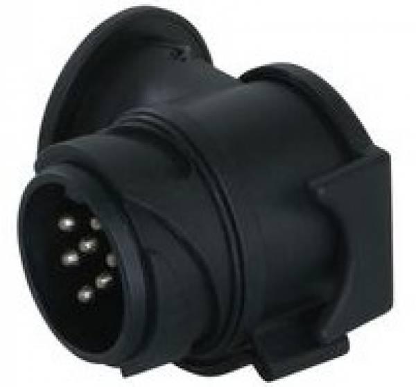pft adapterstecker anh ngerkupplung 13 7 polig g nstig. Black Bedroom Furniture Sets. Home Design Ideas