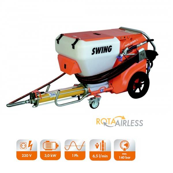 Swing Airless FC230V 3 KW
